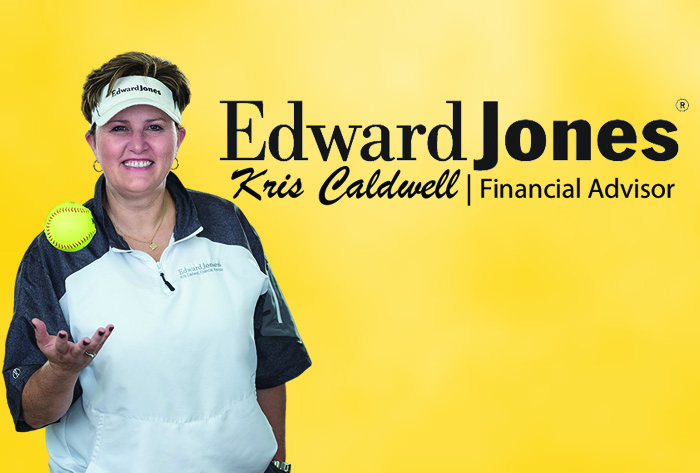 Kris Caldwell (Edward Jones) renews as NFCA Official Sponsor