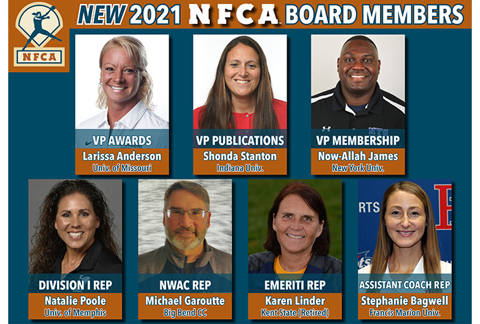 2021 NFCA Board of Directors announced