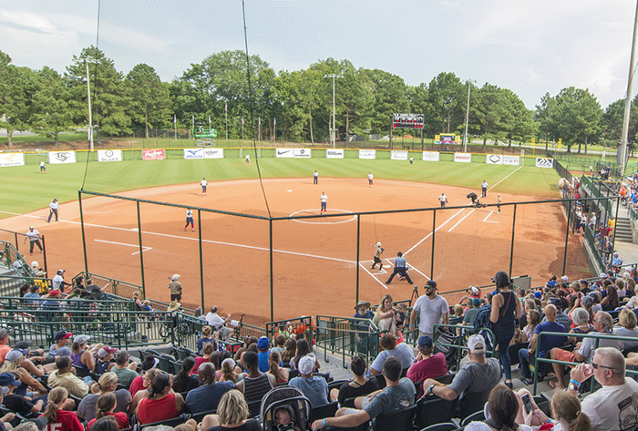 NAIA, Columbus GA, Columbus Ga., National Association of Intercollegiate Athletics, South Commons Softball Complex,