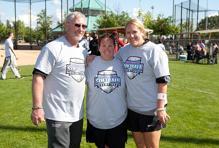 Mt Hood - 2014 NFCA NWAC National Coaching Staff of the Year