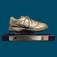 New Balance / NFCA Golden Shoe
